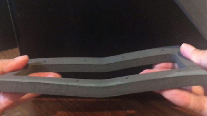 ドカット ロッドホルダー【第一精工 EVAロッドラック 45T】ワンタッチ取り外し式!4