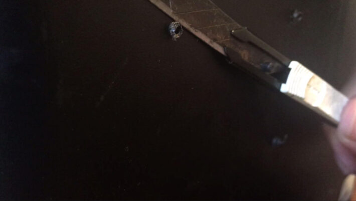 ドカット ロッドホルダー【第一精工 EVAロッドラック 45T】ワンタッチ取り外し式!9