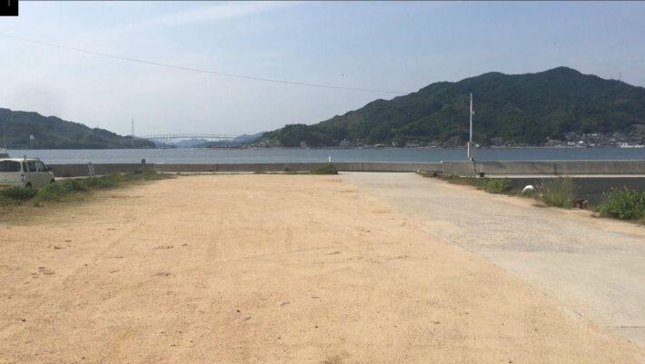 【南倉橋島】の【宇和木波止】の釣り場紹介
